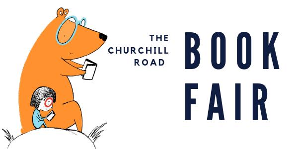 Churchill Road Book Fair