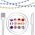 Bring cultural dishes to share at the Parade of Cuisines
